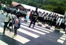 Polisi y'u Rwanda yakoze ubukangurambaga bwo kurwanya ibyaha mu mashuri