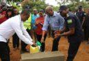 Rwamagana: Minisitiri Musoni yatashye amazi n'amashanyarazi byatanzwe na Polisi y'u Rwanda