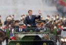 Emmanuel Macron watsinze amatora y'umukuru w'igihugu mu Bufaransa yarahiye