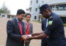 Polisi y'u Rwanda yashyikirije ibiro by'ivunjisha amayero 300,000 yari yibwe