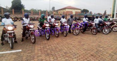 Kamonyi: SACCO Ibonemo Gacurabwenge yatanze Moto za Miliyoni 15 ku bamotari