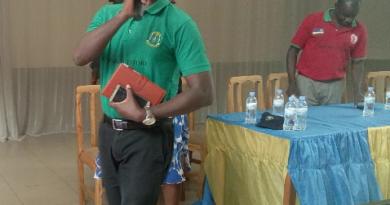 Kamonyi: Umuyobozi wungirije w'Itorero ry'igihugu yatanze inama n'impanuro ku Ntore z'Inkomezabigwi