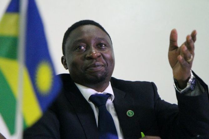 Kamonyi: Ishyaka rya Green Party ryatoye abakandida b'amatora y'Abadepite